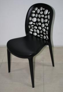 Outdoor plastic  chair  (DW-P006)