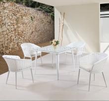 malaysian wood dining table sets DW-DT050