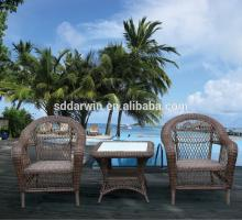 outdoor synthetic rattan furniture DW-DT012