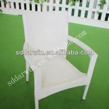 Outdoor furniture modern white chair aluminum chair(DW-Z008)