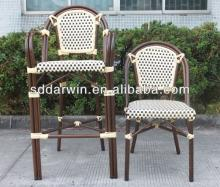 Outdoor furnituredinning furniture rattan bamboo chair bar chair (DW-BC026)
