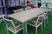 Outdoor furniture bar tables and chairs restaurant used (SV-1D50+DW-AC005)