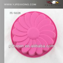 Hot sell 100% foodsafe silicone molds for chocolate