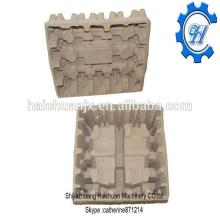 custom ized aluminum pulp inner trays mouls