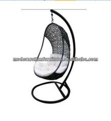 Aluminum Outdoor Hanging  Rattan   Chair