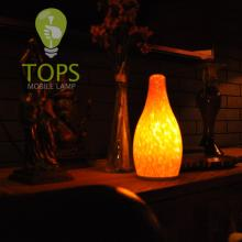 glass cylinder lamp shade for restaurant