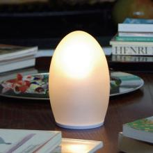 12V 1.5 W LED handmade glass floor standing lamps rechargeable battery Lamp