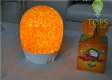 Eco-friendly Energy saving outdoor lamp with hand made Glass shade