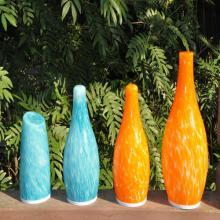 Cylinder glass lamp shade,High power outdoor led flood, Modern outdoor lighting