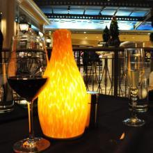 rechargeable cordless LED work light for restaurant decoration