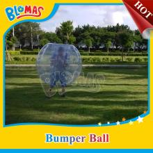 exciting cheap inflatable bubble ball for football game