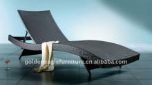 outdoor rattan lounger furniture