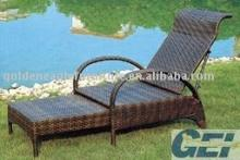 Rattan Furniture Poolside lounge (L0018)