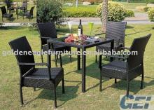 Outdoor Wicker Furniture Leisure table&chair(FP0020)