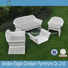 flower weaving bright colored outdoor  furniture