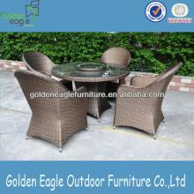 New Product Wicker Dining Set