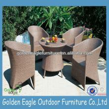furniture outdoor rattan dining set