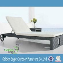 Outdoor luxury chaise lounge