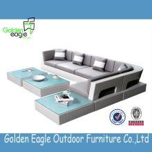 2014 High quality PE rattan wicker outdoor sofa