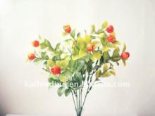 mini  artificial   flower  rose