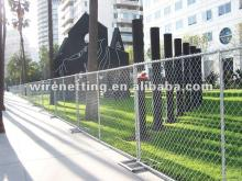 Movable Metal  Fence