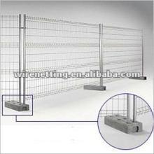 Movable Pool Metal Fence