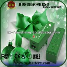 2013 Hot selling Chocolate bar mini usb charger 2600mah with CE CF ROHS Dual USB Power Bank