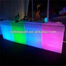 event clube party led bar counter display