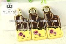 H305 Cute Wholesale Chocolate Bar Charm Pendant