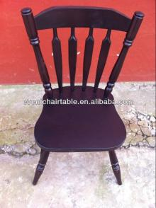 Popular style wooden banquet chair for event