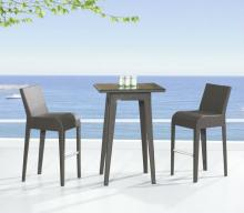 Hot Sale Outdoor Furniture Bar Table and Chair