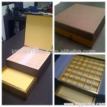Box for Chocolate Bar + praline READY STOCK 27 pcs