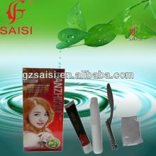 SAISI new plant essence dark chocolate brown hair color