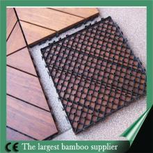 More popular Dark Chocolate Color  outdoor  deck floor covering