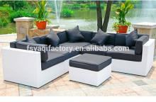 Modern living room sofa ikea wicker furniture(YA-3016)
