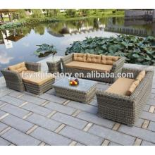 Life style comfortable outdoor furniture rattan with UV-proof (YA-3092)