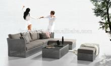 Leisure style outdoor furniture wicker with water-proof (YA-3066)