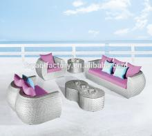 Popular design good quality synthetic rattan outdoor furniture (YA-3050)