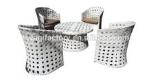 Elegant popular rattan furniture little sofa from factory(YA-3023)