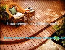 WPC Outdoor Decking Board, Water-resistant, Eco-friendly