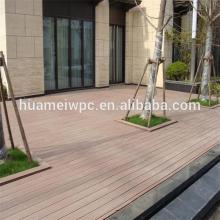 Outdoor Square Waterproof WPC Decking Floor