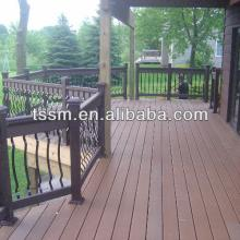 LARGE QUANTITY WPC FENCE AND WPC FLOORING