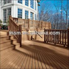 wood plastic composiite fencing/wpc fencing