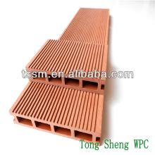 china new design wpc decking price