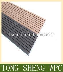 2014 eco-friendly wpc wooden floor