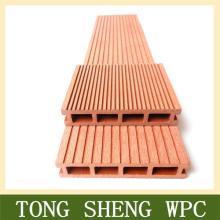 wood plastic wpc decking lumber