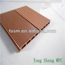 wpc decking wood imitation flooring
