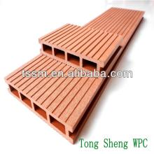 2013 new design wpc composite decking good price