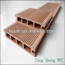 wood plastic composite swimming pool tile skidproof