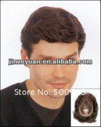 2013 aaaaa cheap raw 100% brazilian virgin hair male wigs men s toupee